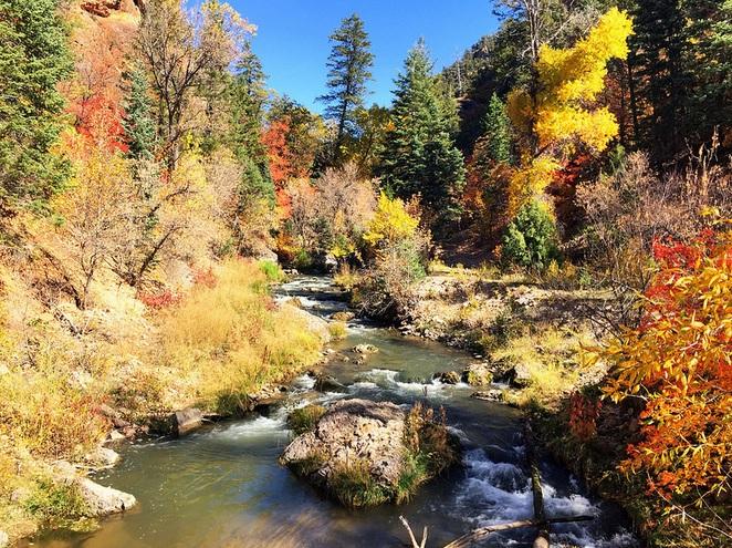 Fifth Water Hot Springs, Utah