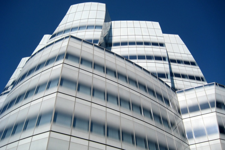 IAC Building in New York City