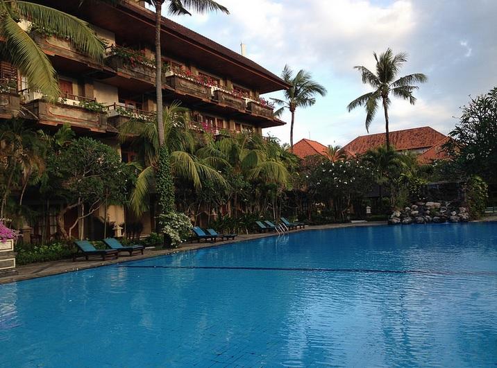 Southeast Asia hotel