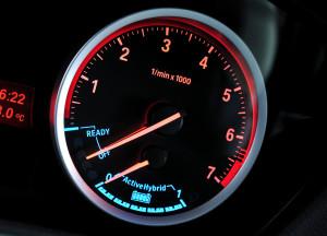 Hybrid gauge