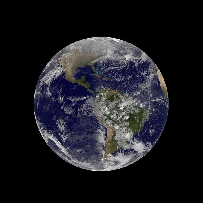 Earth photo from NASA