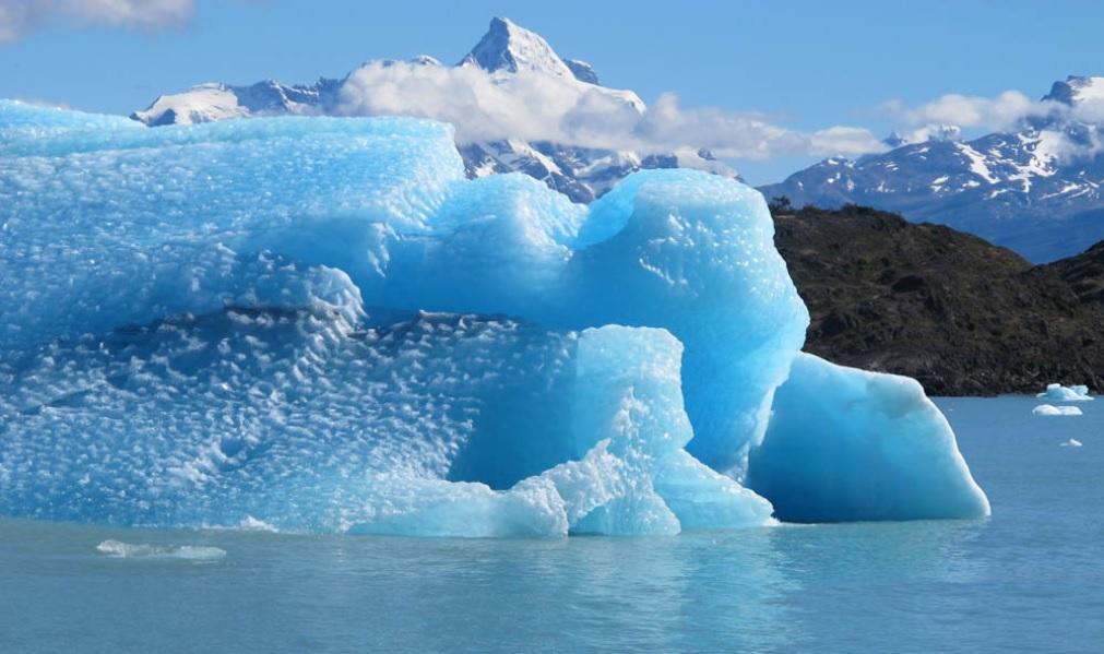 Argentina's Uppsala Glacier