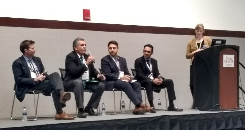 Energy-water nexus panel at Horizon18